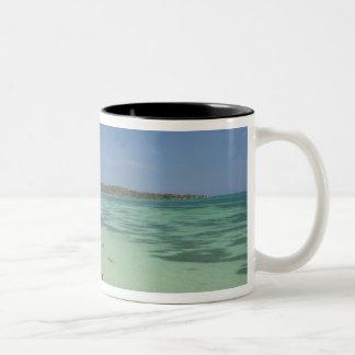 Bluefields, Jamaica Southwest Coast Two-Tone Coffee Mug
