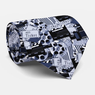 bluefilmmovie, neck tie
