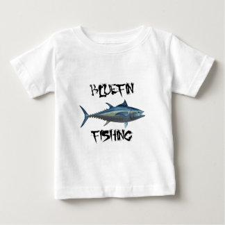 bluefin fishing baby T-Shirt