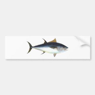 Bluefin Tuna Car Bumper Sticker