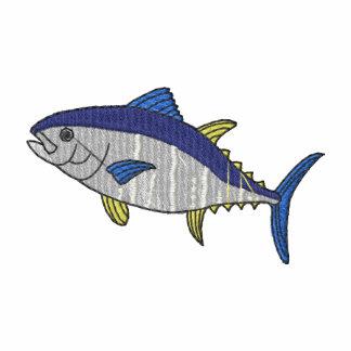 Bluefin Tuna Embroidered Hoody