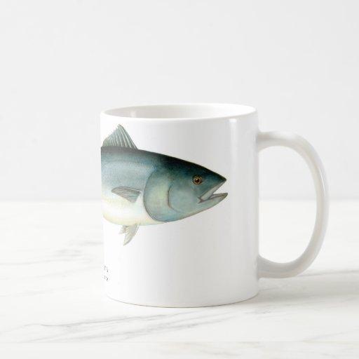 Bluefin Tuna Fish Coffee Mug