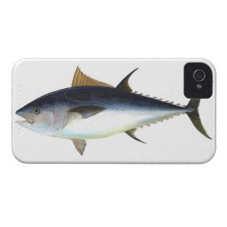 Bluefin Tuna Illustration iPhone 4 Case-Mate Case