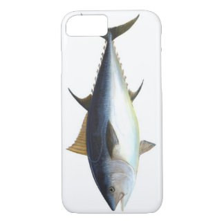 Bluefin Tuna Illustration iPhone 7 Case