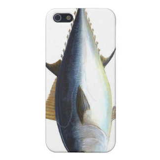 Bluefin Tuna illustration Case For iPhone 5