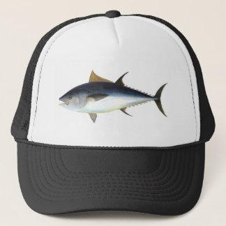 Bluefin Tuna illustration Trucker Hat