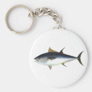 Bluefin Tuna Keychain