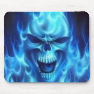 Bluefireskull Alfombrilla De Ratones