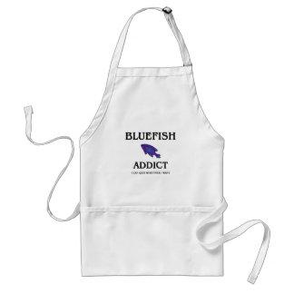Bluefish Addict Adult Apron