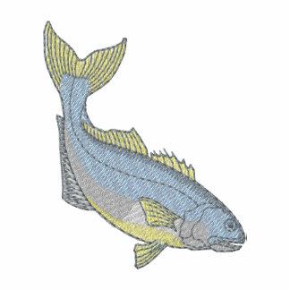 Bluefish Embroidered Hooded Sweatshirt