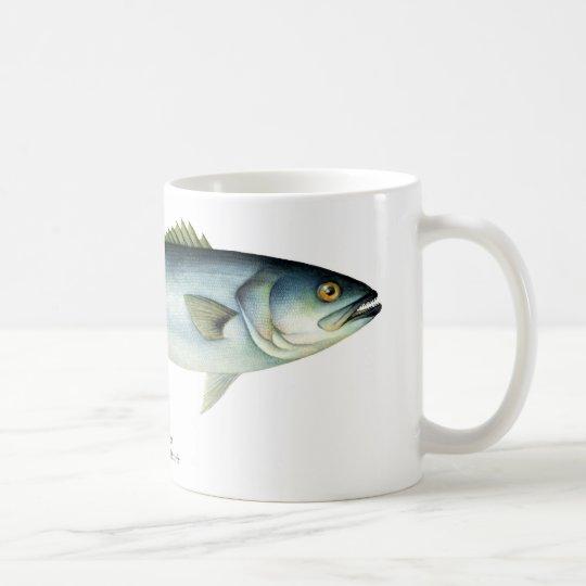 Bluefish Fish Coffee Mug