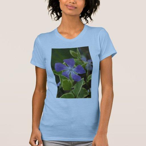 Blueflower tank top, ladies