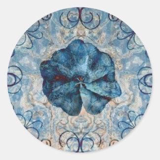 blueflowerdeco etiqueta