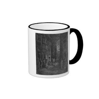 Bluegase-field Coffee Mugs