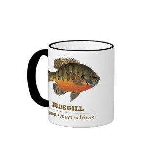 Bluegill Bream Fishing Mugs