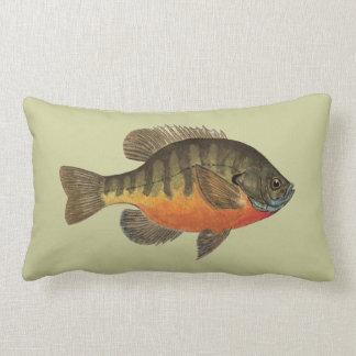 Bluegill Bream Lumbar Pillow