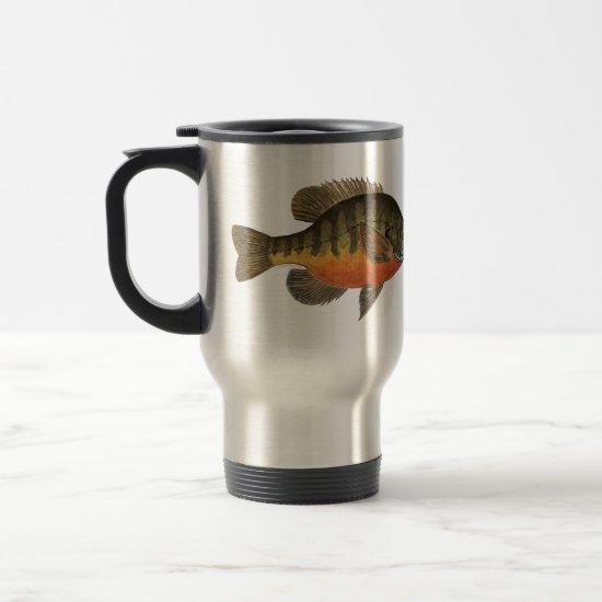 Bluegill Bream Travel Mug