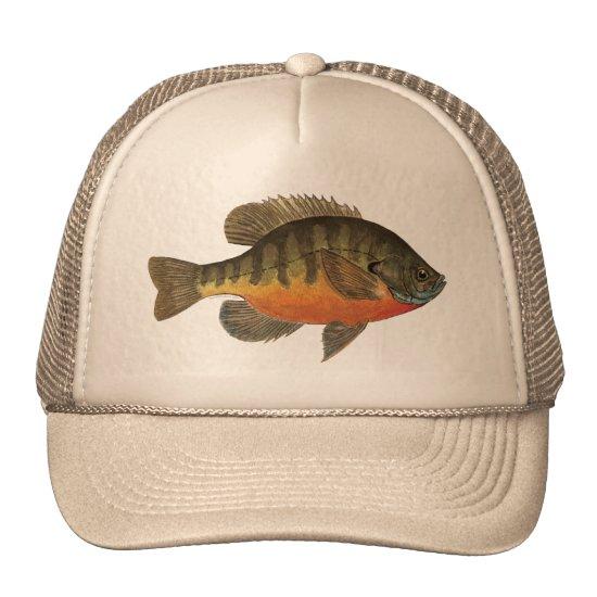 Bluegill Bream Trucker Hat