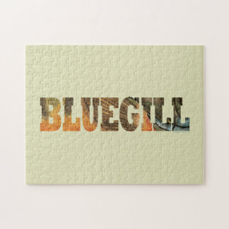 Bluegill Fishing Jigsaw Puzzle