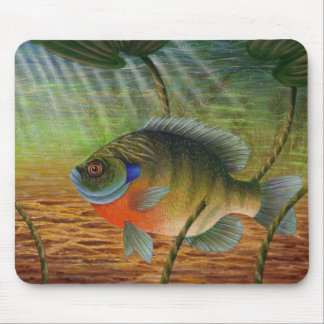 Bluegill Mouse Pad