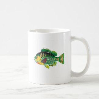 Bluegill Panfish Vector Coffee Mug