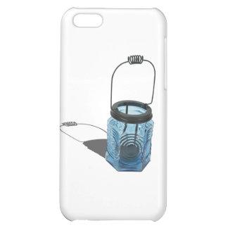 BlueGlassLamp032112.png Case For iPhone 5C