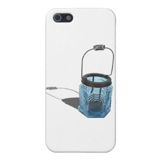 BlueGlassLamp032112.png iPhone 5 Cover