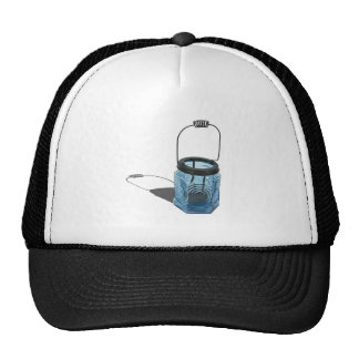 BlueGlassLamp032112.png Trucker Hat
