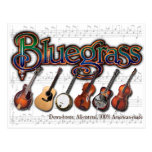 """""""Bluegrass – 100% American-Made"""" Post Cards"""