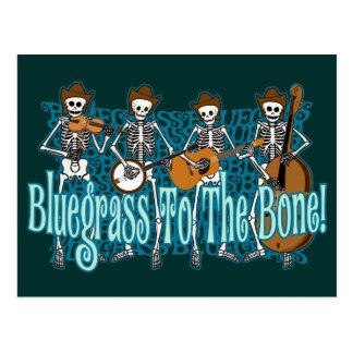 ¡Bluegrass al hueso! Postales