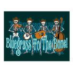 ¡Bluegrass al hueso! Tarjetas Postales