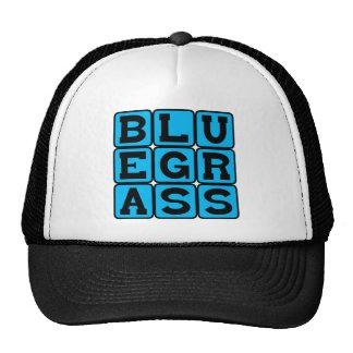 Bluegrass, American Roots Music Genre Trucker Hat
