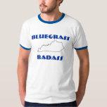 Bluegrass Badass Camisas