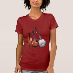 Bluegrass Band T-shirts