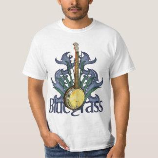 Bluegrass Banjo Design T-Shirt