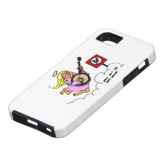 Bluegrass Banjo Humor iPhone SE/5/5s Case