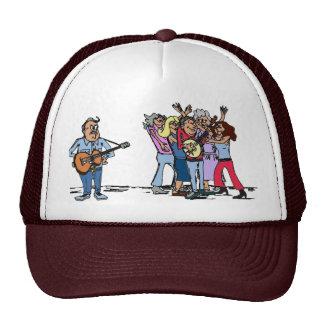 Bluegrass Banjo Humor Trucker Hat