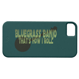 Bluegrass Banjo. That's How I Roll iPhone SE/5/5s Case