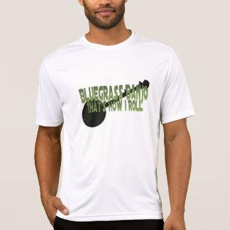 Bluegrass Banjo. That's How I Roll T-Shirt