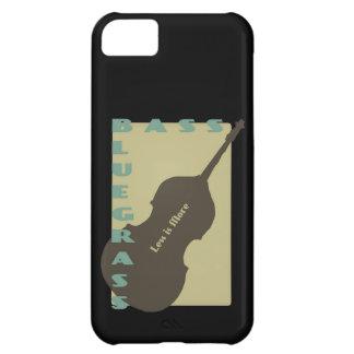 Bluegrass Bass: Less is More iPhone 5C Case