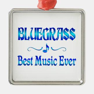 Bluegrass Best Music Ornaments