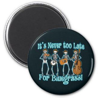 Bluegrass Beyond 2 Inch Round Magnet