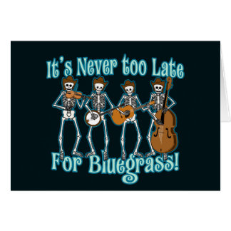 Bluegrass Beyond Card