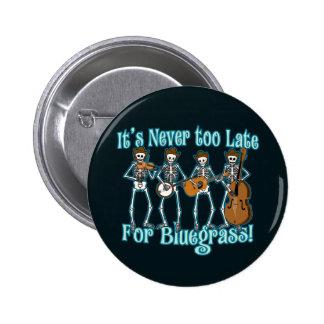 Bluegrass Beyond Pinback Button