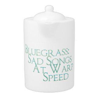 Bluegrass: Canciones tristes a la velocidad de la
