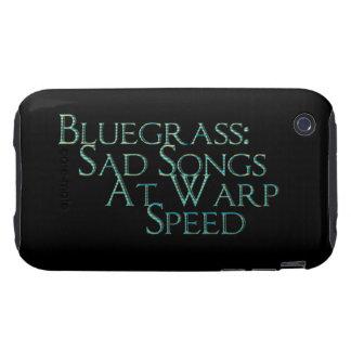 Bluegrass: Canciones tristes a la velocidad de la iPhone 3 Tough Carcasas