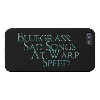 Bluegrass: Canciones tristes a la velocidad de la  iPhone 5 Carcasas
