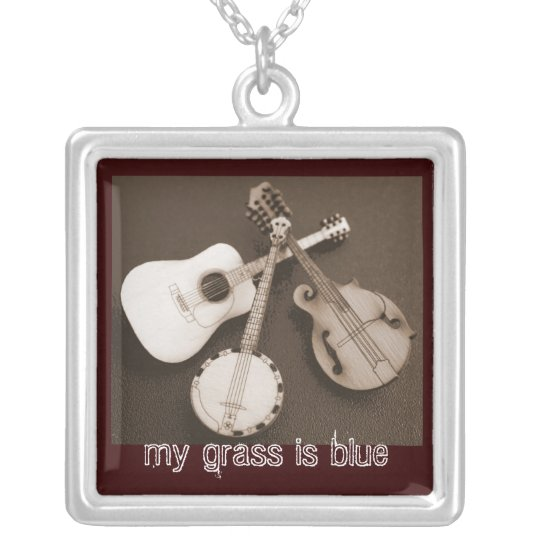 Bluegrass Chick Necklace