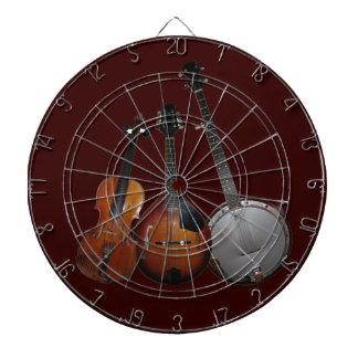 Bluegrass Dart Board