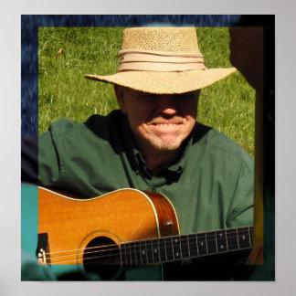 Bluegrass de Stone Mountain Impresiones